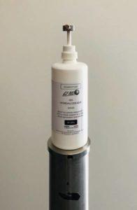 gel hydroalcoolique pour borne distribution